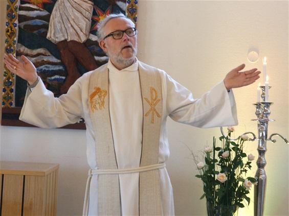 Siste gudstjeneste på Lye for Gunnar Frøyland