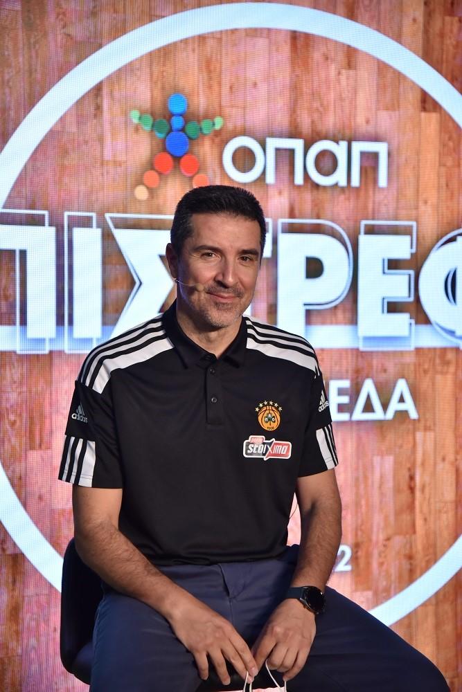 Δημήτρης Πρίφτης, Προπονητής Παναθηναϊκού ΟΠΑΠ