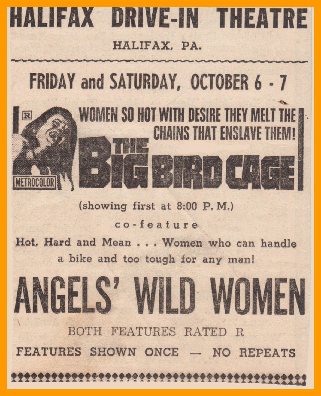 1972 Porn halifax – drive-in porn theatre, 1972 (2) – lykens valley