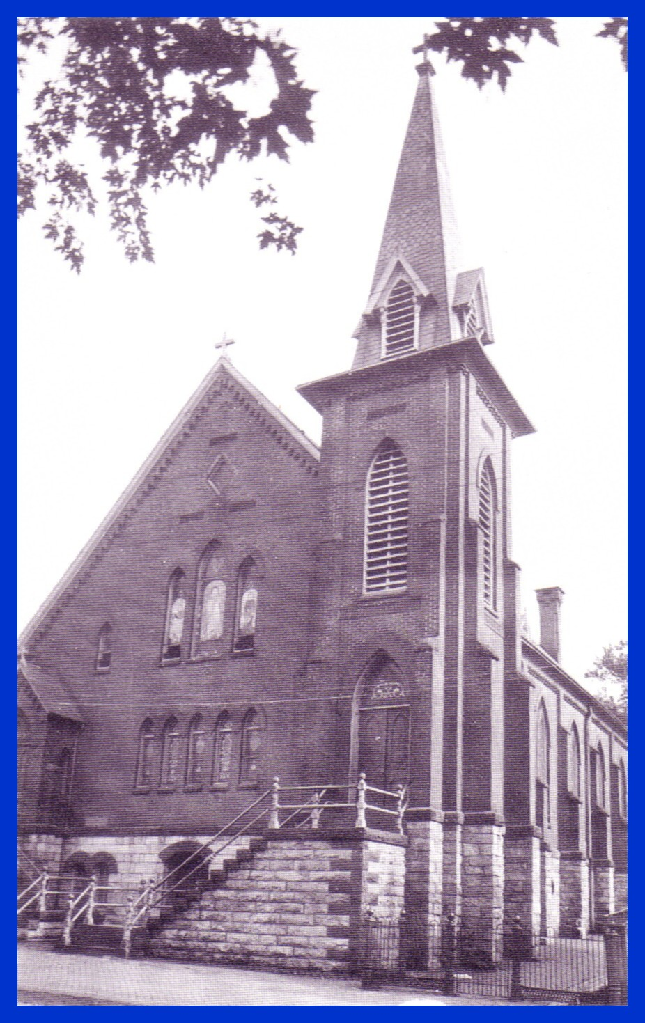 Lykens – Our Lady Help of Christians Church, 1892-1923