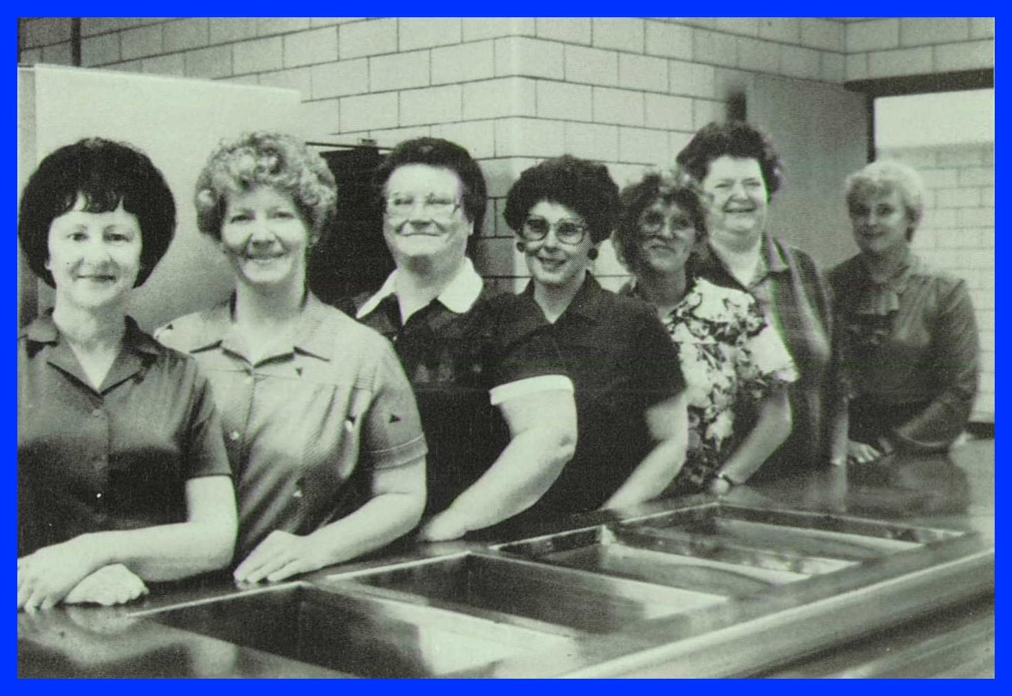 Upper Dauphin High School Yearbook 1986 La Memoria