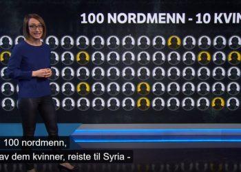 (Skjermbilde: NRK/Document.no).