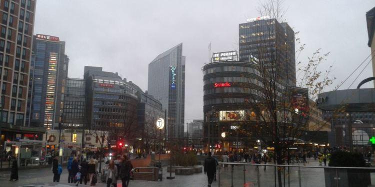 OSLO: Nesten halvparten av barna som fødes i den norske hovedstaden har utenlandske foreldre. (Foto: Lykten.no).