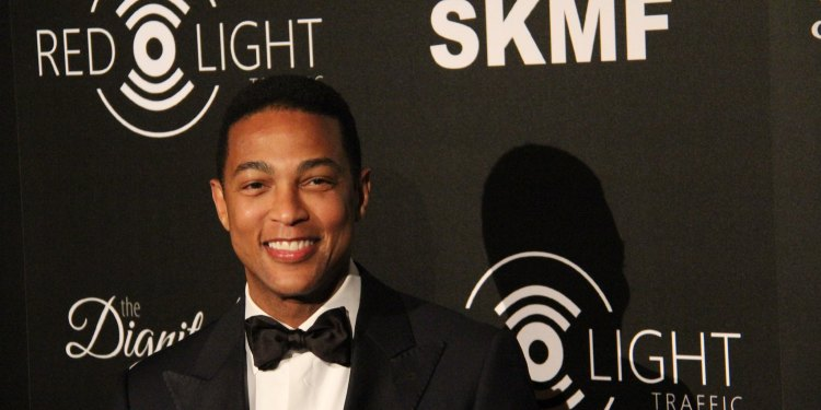 Attribution-ShareAlike 2.0 Generic (CC BY-SA 2.0)   Don Lemon (CNN Newsroom) at Redlight Traffic's inaugural Dignity Gala (Michelle Tiu / Neon Tommy)