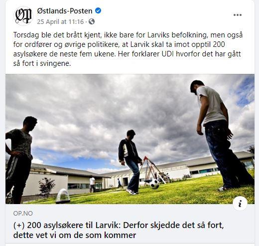 Leder (arkivsaksnummer 13/) - Larvik kommune