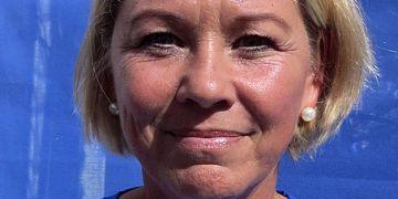 VIL SLIPPE INN ASYLSØKERE UNDER CORONAKRISEN: Justis- og beredskapsminister fra Høyre,, Monica Mæland. (Foto: Nina-no / CC BY-SA 3.0)