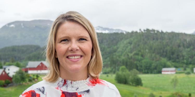SYLVI LISTHAUG. (Foto: Bjørn Inge Bergestuen / FRP).