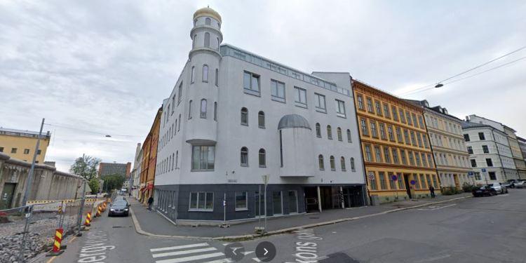 Tawfiiq Islamsk Senter, Oslo. (Google Streetview).