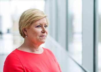 SIV JENSEN. (Foto: Elin Eike Worren / Fremskrittspartiet).