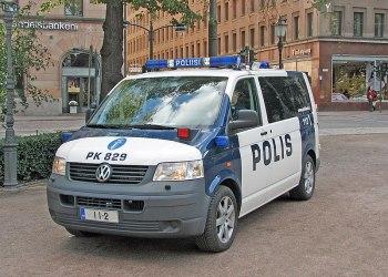 FINSK POLITI. (Foto: JIP (CC BY-SA 3.0)).