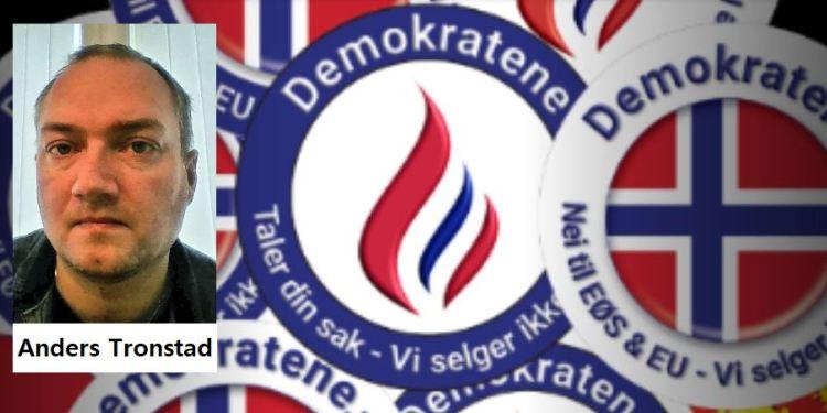(Foto: Anders Tronstad / Privat / Demokratene.org).