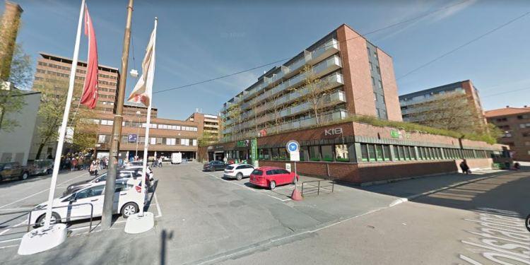 TØYEN SENTER. (Foto: Google Streetview).