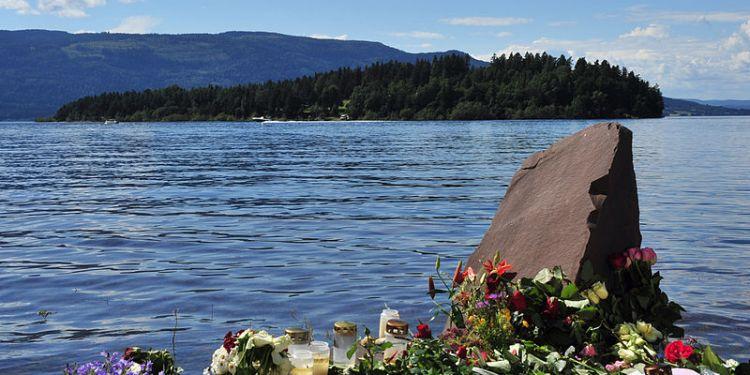 Utøya, åstedet for terroranslaget mot AUF. (Foto: Paal Sørensen 2011 (CC BY-SA 3.0))