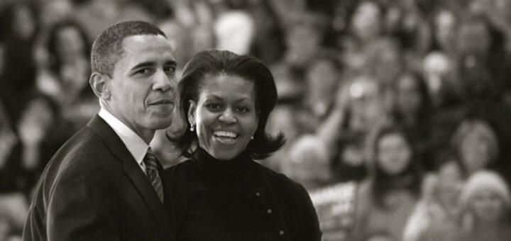 Barack og Michelle Obama. (Foto: Luke Vargas / (CC BY-SA 2.0))