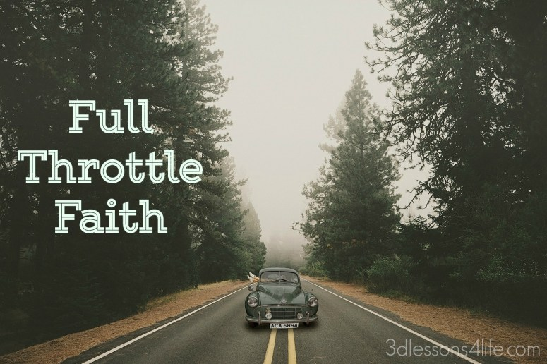 Full Throttle Faith