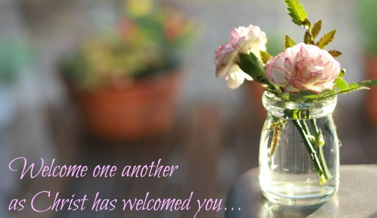 Welcome One Another