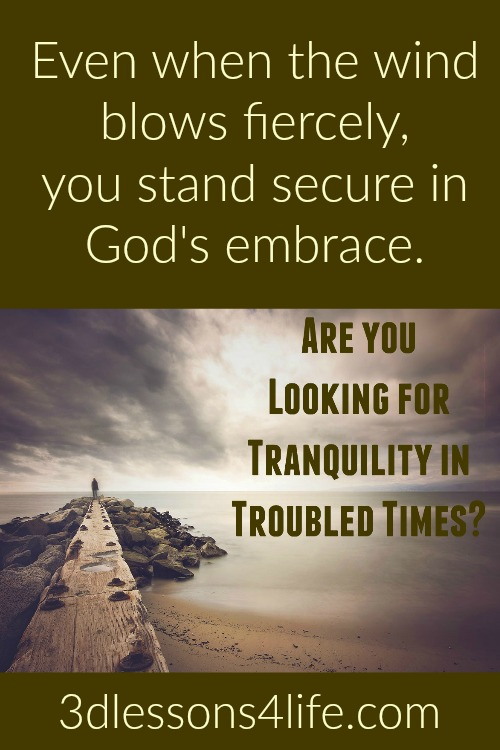 Secure in God's Embrace |3dlessons4life.com