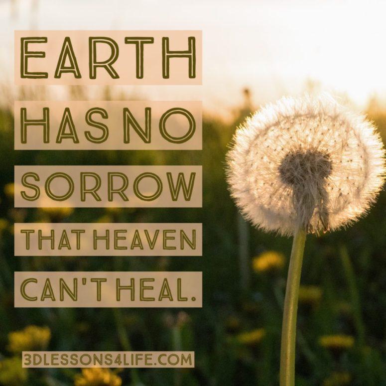 Be a Healing Balm | 3dlessons4life.com