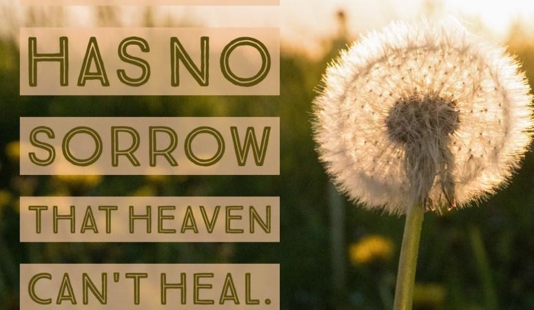 5 Ways to Be a Healing Balm