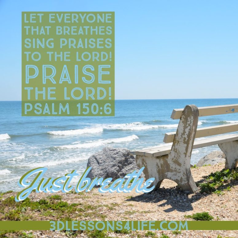 Anthem of Praise | 3dlessons4life.com