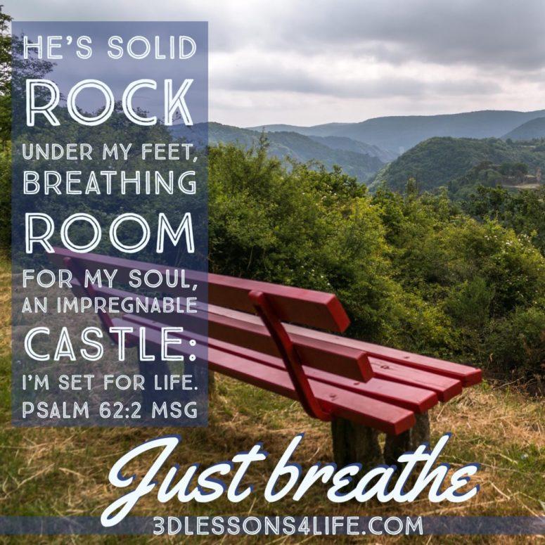 Room to Breathe | 3dlessons4life.com