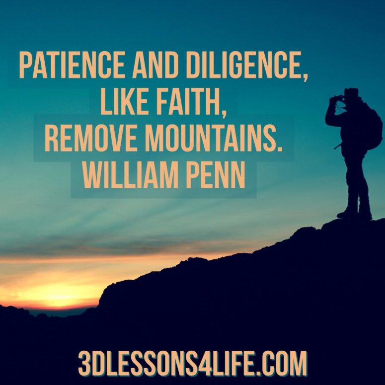 Due Diligence | 3dlessons4life.com