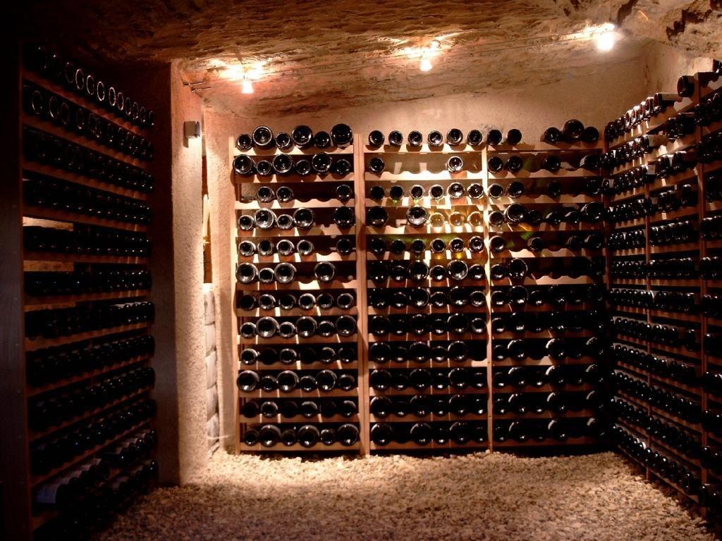 Comment Faire Une Cave A Vin