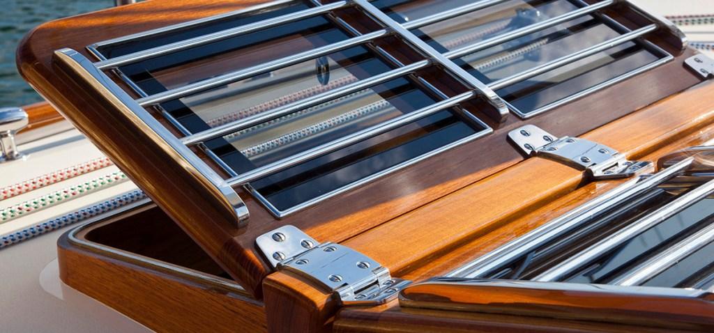 Lyman-Morse Fabrication established itslef by creating marine hardware and hulls