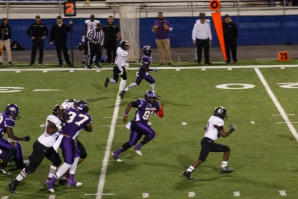 More UNA College Football Pictures