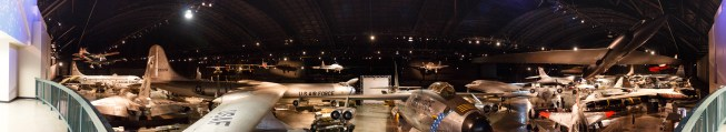 Air Force Museum-9959-Pano