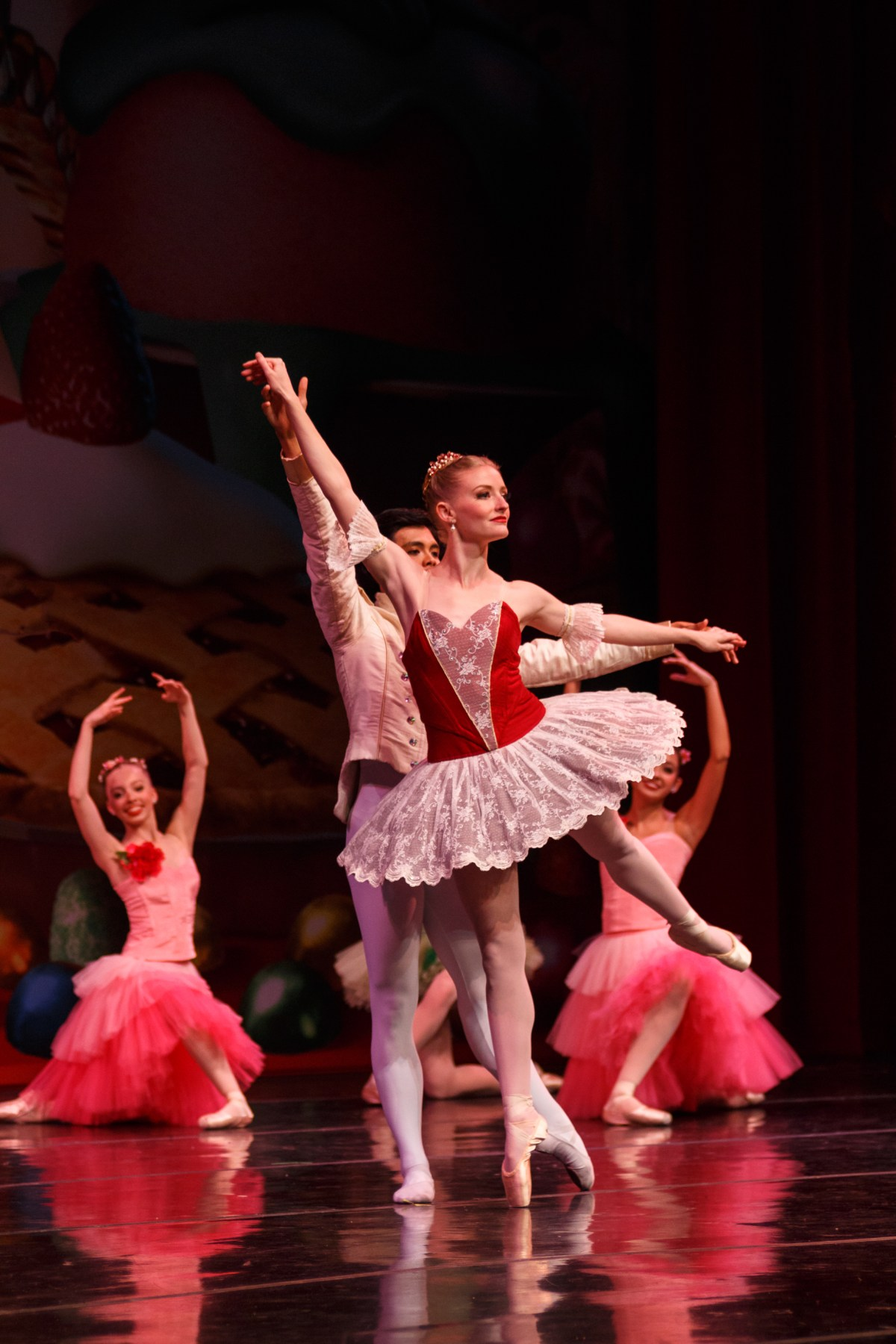 Nutcracker Dress Rehearsal 2016