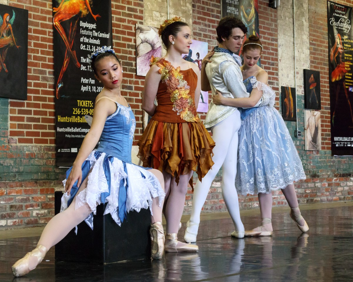 Huntsville Ballet's Art of Dance