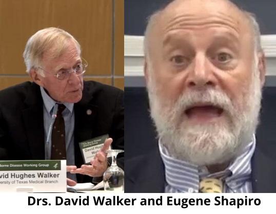 Drs. David Walker & Eugene Shapiro