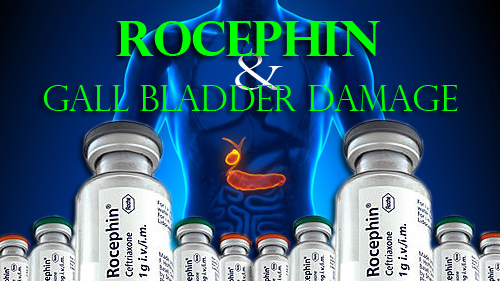 LymeWoke Blog: Rocephin and Gall Bladder Damage