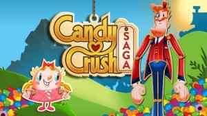 Games like Candy Crush Saga