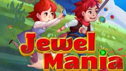 Jewel Mania game