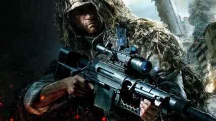 Sniper- Ghost Warrior gameplay