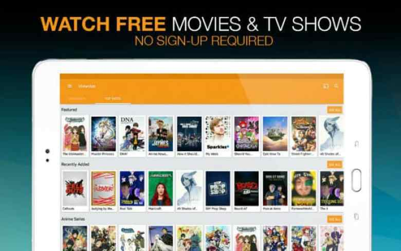 Viewster Free movie tv streaming