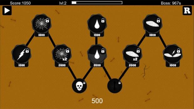 Ant Evolution game