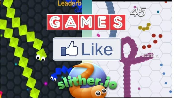 games similar to slither.io