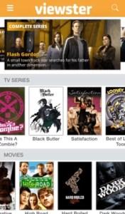 viewster movie app