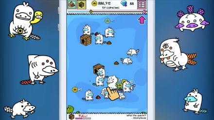 Platypus Evolution game