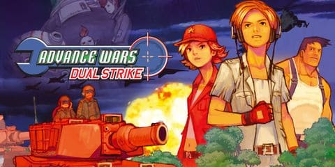 Advance Wars- Dual Strike