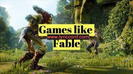 Games like Fable