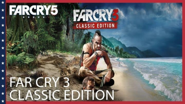 Far Cry 3 Classic Edition System Requirements