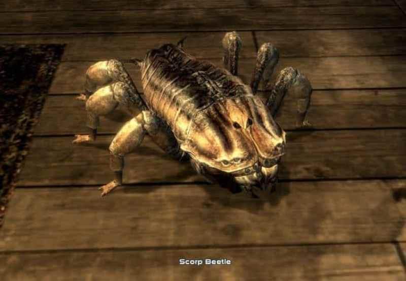 Fallout new vegas monster mod