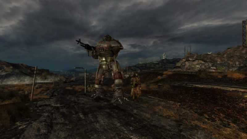fallout new vegas titanfallout