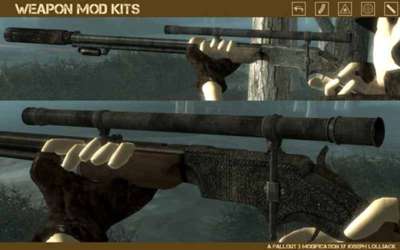 Weapon Mod Kits
