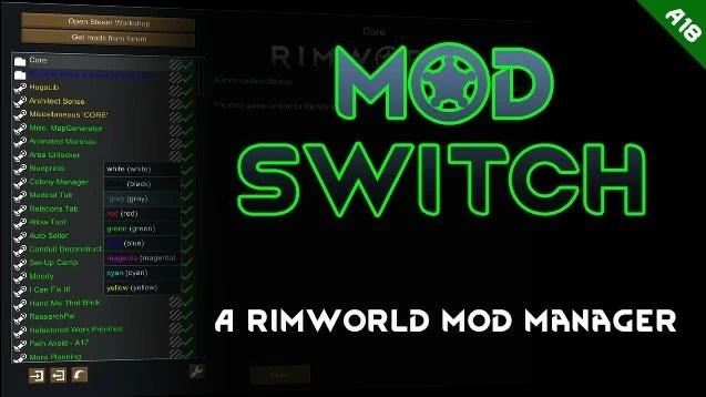 Best Rimworld Mods