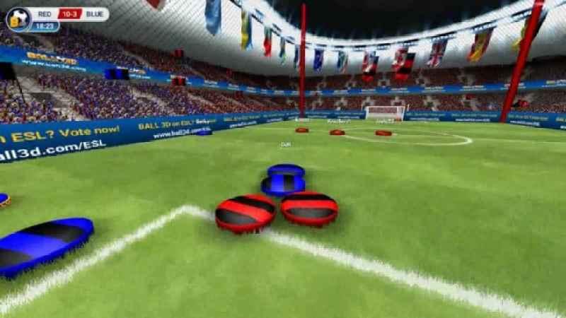 Ball 3D Soccer Online